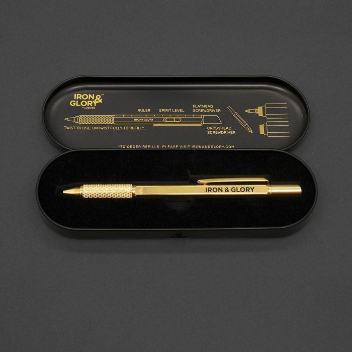 Iron & Glory Schreib-Werkzeug