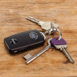Smartphone Ladegerät im Autoschlüssel-Design