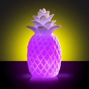 Ananas Leuchte mit Farbwechsel