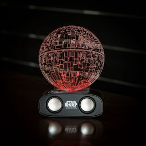 Star Wars Todesstern Reaktiver Lautsprecher