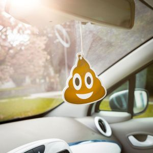 Emoji Poop - Lufterfrischer fürs Auto
