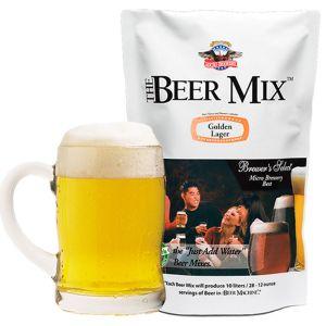 Nachfüllpackung zu Biermaschine -  Golden Lager, Vienna und Canadian Red Lager Mix