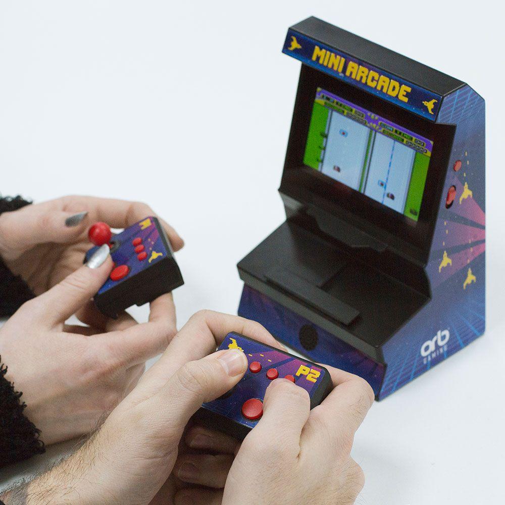 Mini Arcade Konsole Mit Dual Controller