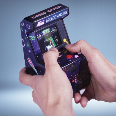 Geschenk für Freund - 240 in 1 Mini Arcade-Maschine