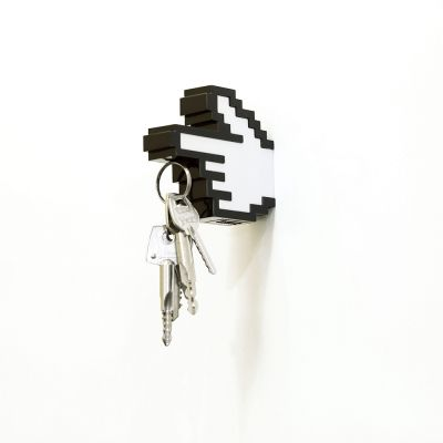 Wohnen - 8 Bit Magnetischer Schlüsselhalter