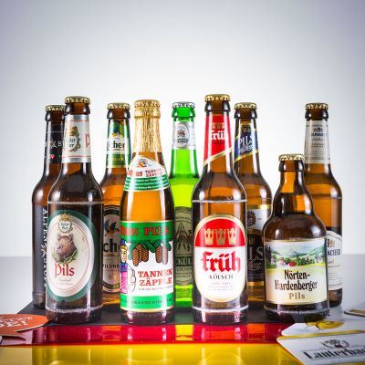 Geschenke für Papa - Bier Deutschlandreise Geschenkbox