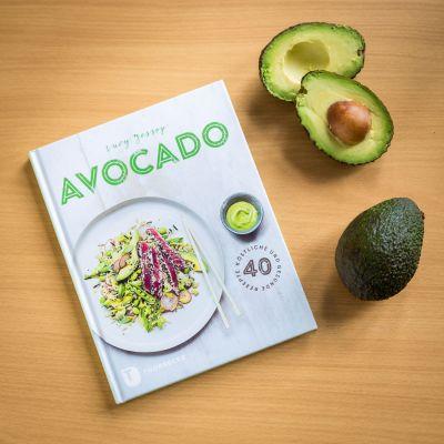 Geschenk zum Einzug - Avocado Kochbuch