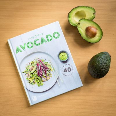 Geburtstagsgeschenk für Freundin - Avocado Kochbuch