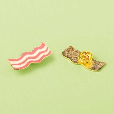 Ostergeschenke - Schinkenspeck Anstecknadel