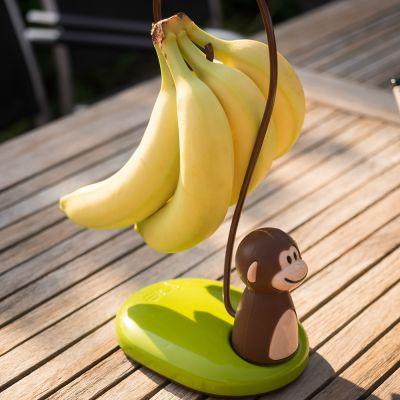 Geschenk zum Einzug - Bananenständer Affe
