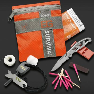Gadgets - Bear Grylls Survival Kit - Überlebensset