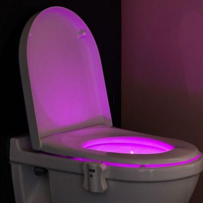 Geschenke für Frauen - Toiletten-Beleuchtung mit Bewegungssensor