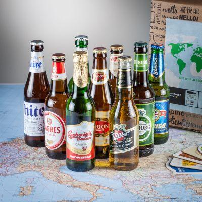 Geschenkefinder - Bier Weltreise Geschenkbox