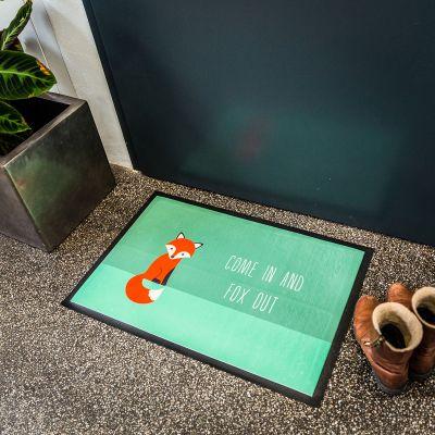 Exklusive Fußmatten - Fuchs Fußmatte