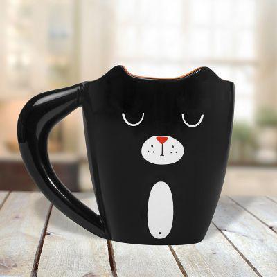 Ostergeschenke - Black Cat Tasse