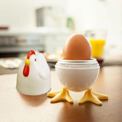 Ostergeschenke - Boiley Eierkocher für die Mikrowelle