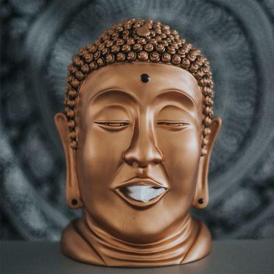 Weihnachtsgeschenke für Eltern - Buddha Taschentuchspender