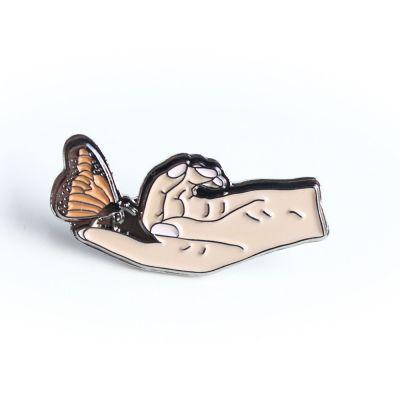 Accessoires - Schmetterling Anstecknadel