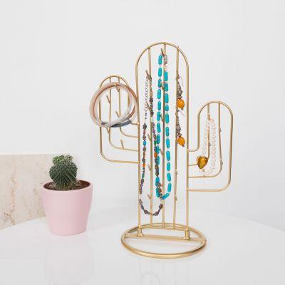 Geburtstagsgeschenk zum 40. - Kaktus Schmuckständer