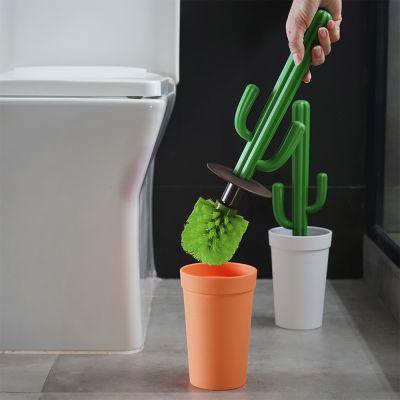 Badezimmer - Kaktus Toilettenbürste