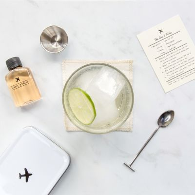 Reise Gadgets - Cocktail Kits für Flugreisen