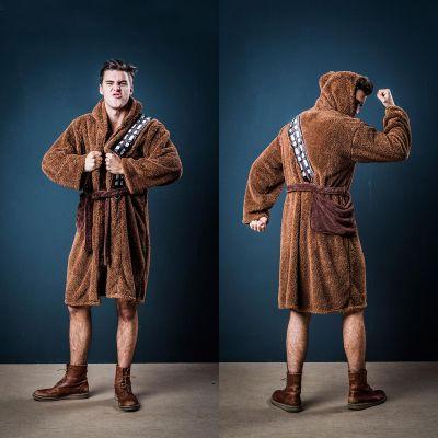 Geschenk zum Einzug - Chewbacca Bademantel - Star Wars