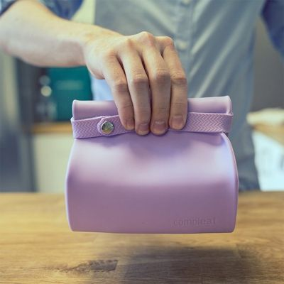 Geschenk zum Einzug - Compleat Silikon Lunchbox