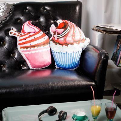 Romantische Geschenke - Cupcake Kissen