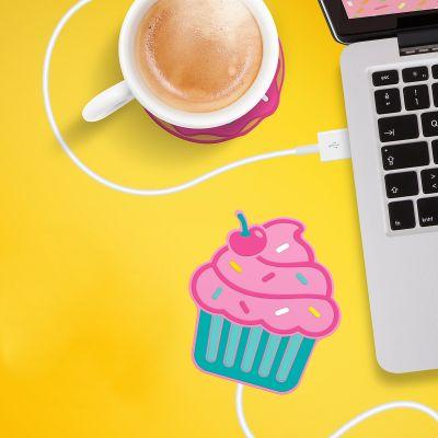 Gadgets - Cupcake USB-Tassenwärmer
