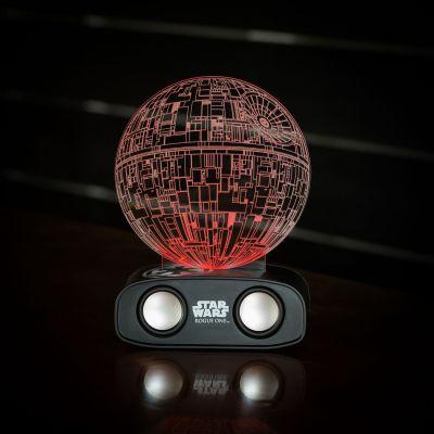 Film & Serien - Star Wars Todesstern Reaktiver Lautsprecher