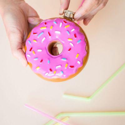 Bar Accessoires - Donut Flachmann