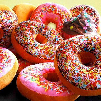 Valentinstag Geschenke - Donut Kissen