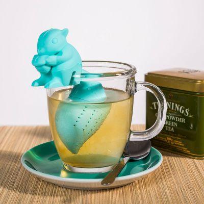 Ostergeschenke - Eichhörnchen Tee-Ei