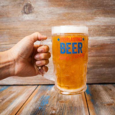 Tassen & Gläser - Immervolles Bierglas