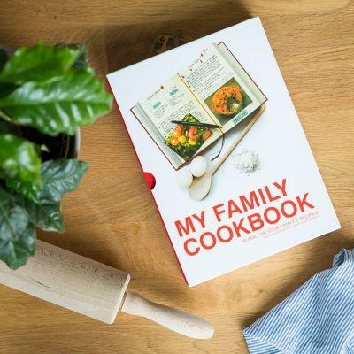Bücher - Das Familien Kochbuch