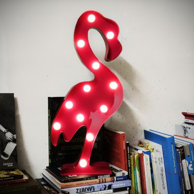 Beleuchtung - Flamingo LED Leuchte