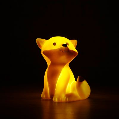 Deko - Fuchs Leuchte