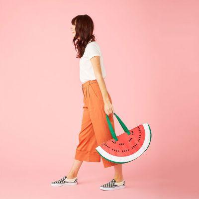 Kleidung & Accessoires - Coole Früchte Handtaschen