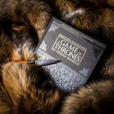 Geschenk für Freund - A Game of Thrones - Das offizielle Kochbuch