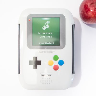 Küche & Grill - Game Box Lunchbox