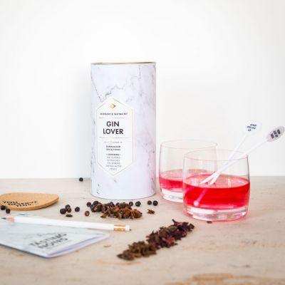 Weihnachtsgeschenke für Eltern - Gin Lover Set