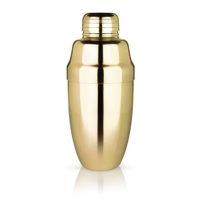 Bar Accessoires - Gold Cocktail Shaker