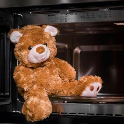 Ostergeschenke - Heiße Bären