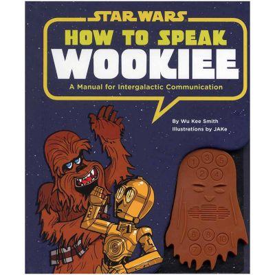 Star Wars - How to speak Wookiee - Lernbuch