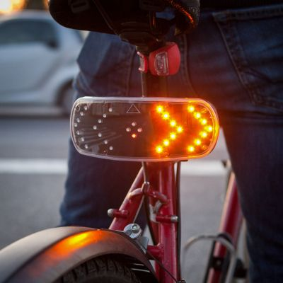 Gadgets - IGGI Signal Pod - Blinkersystem für's Fahrrad
