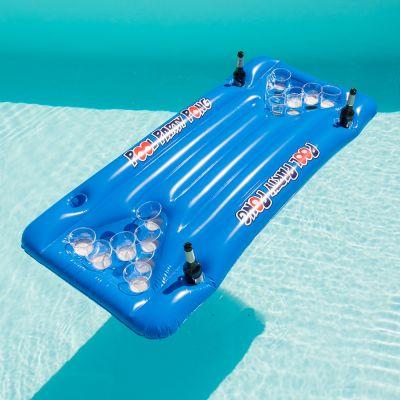 Geschenk zum Einzug - Bier Pong Luftmatratze