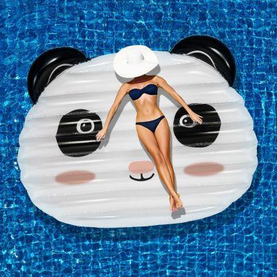 Strand & Wasser - Panda Riesen-Luftmatratze
