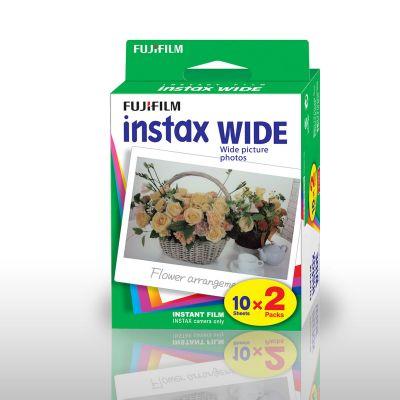 Sale - Fujifilm Instax WIDE Kamerafilm 2er Set