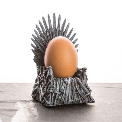 Geschenke für Frauen - Eiserner Thron Eierbecher