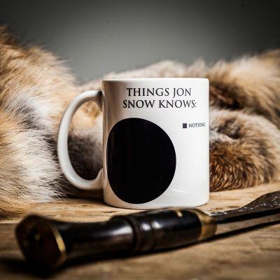 Film & Serien - Jon Snow Tasse